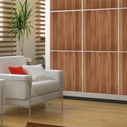 Woodgrain Decorative Wall Panels , 85206