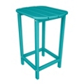 "South Beach Counter Side Table 18""H, 85613"