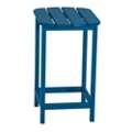 "South Beach Side Table 26""H in Vibrant Colors, 85615"