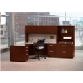Complete L-Desk Office Set, 86149