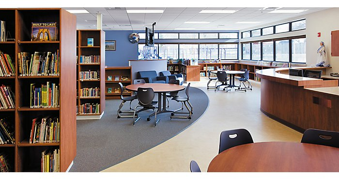 Furniture Considerations for Academic Libraries | NBF Blog