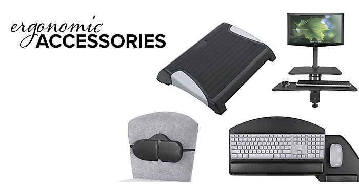 Ergonomic Accessories to Help You Stay Comfortable | NBF Blog
