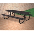 8' Wide Rectangular Outdoor Table, 91369