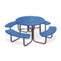 "46"" Round Portable Outdoor Table, 91374"