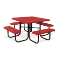 Portable Square Picnic Table, 85807