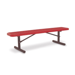 6' Bench without Back, 91379