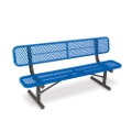 6' Bench with Back, 91378