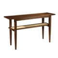 "Sofa Table with Lower Shelf - 56""W, 53180"