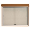 "Sliding Door Outdoor Message Center - 45""W x 36""H, 80315"