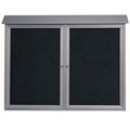 "Double Hinged Door Outdoor Message Center - 52""W x 40""H, 80330"