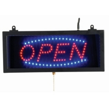 "Small LED Open Sign - 16""W x 7""H, 87349"