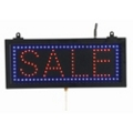 "Small LED Sale Sign - 16""W x 7""H, 87351"