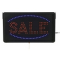 "Large LED Sale Sign - 13""W x 22""H, 87352"