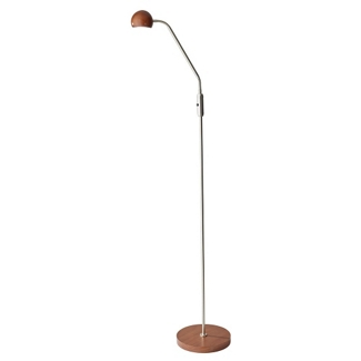LED Wood Floor Lamp, 82569