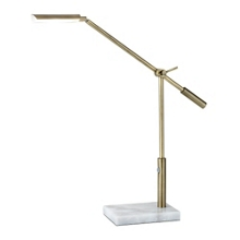 LED Desk Lamp with Marble Base, 82578