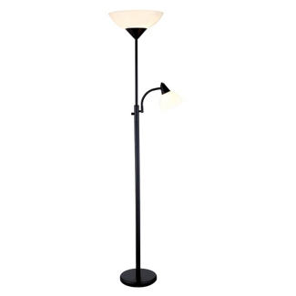 Floor Lamp with Reading Light, 87335
