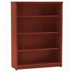 "48""H Four Shelf Bookcase, 32075"