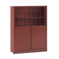 """48""""H Four Shelf Bookcase with Doors, 32142"""