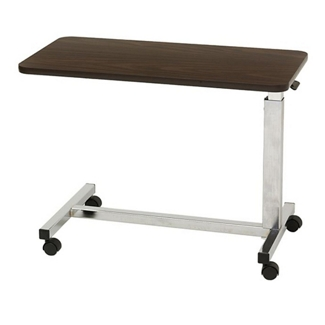 """Low Overbed H-Base Table - 30""""W, 26174"""