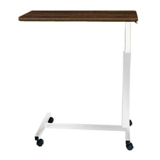 "Standard Overbed U-Base Table - 30""W, 26177"