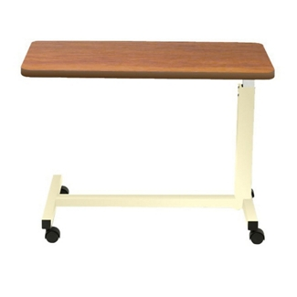 """Bariatric H-Base Overbed Table - 40""""W, 26184"""