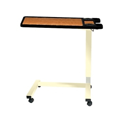"""Executive Overbed U-Base Table with Laminate Top - 32""""W, 26193"""