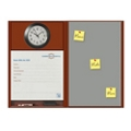 "Patient Dry Erase Board with Clock and Tackboard - 50.5""W x 36""H, 26200"