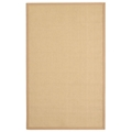 Sisal Rug with Large Border - 8'W x 5'D, 54007