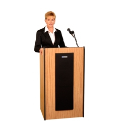 Contemporary Lectern with Sound, 43300