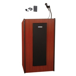 Mobile Wireless Lectern, 43314