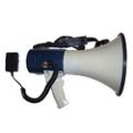 25W Piezo Megaphone with Microphone, 43347