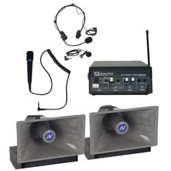 50W Wireless Sound Cruiser PA System, 43355