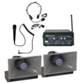 50W Wireless Sound Cruiser PA System, 43355