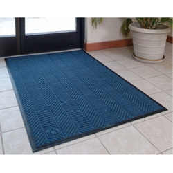Recycled Content Floor Mat 6 x 6, 54382