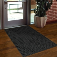 "Eco Select Recycled Scraper Mat 45"" x 69"", 54352"