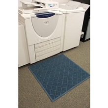 Recycled Scraper Floor Mat - 2' x 3', 54937