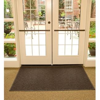 Recycled Scraper Floor Mat - 4' x 6', 54945