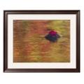 """33""""W x 27""""H Red Maple Leaf Print, 85715"""