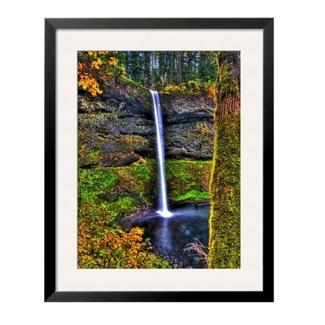 """33""""W x 27""""H South Falls Print, 85718"""