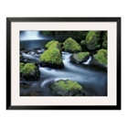 "33""W x 27""H Water Columbia River Print, 85719"