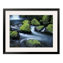 "33""W x 27""H Water Columbia River Print, 85719"