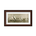 Ryde Town Cup 1903 by Beken of Cowes- Framed Sepia Photography Print, 87618