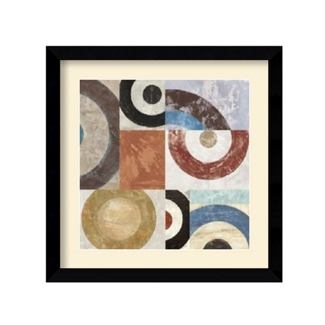 Waves II by Sandro Nava- Framed Art Print, 87622