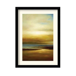 Sound of the Waves II by Paul Bell- Framed Art Print, 87624