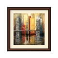 Urban Trend I by Suzanne Etienne - Framed Art Print, 87636