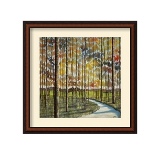 Shortcut Chorus by Shawn Meharg - Framed Art Print, 87638