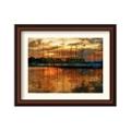 Marina Sunrise III by Danny Head - Framed Art Print, 87656