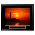 Dedication Motivational Print - Lighthouse, 91849