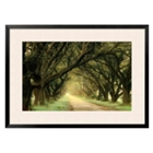 "Evergreen Alley Print - 43"" x 32"", 91863"