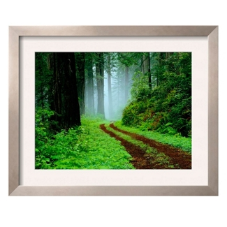 "Unpaved Road Print - 33"" x 27"", 91879"